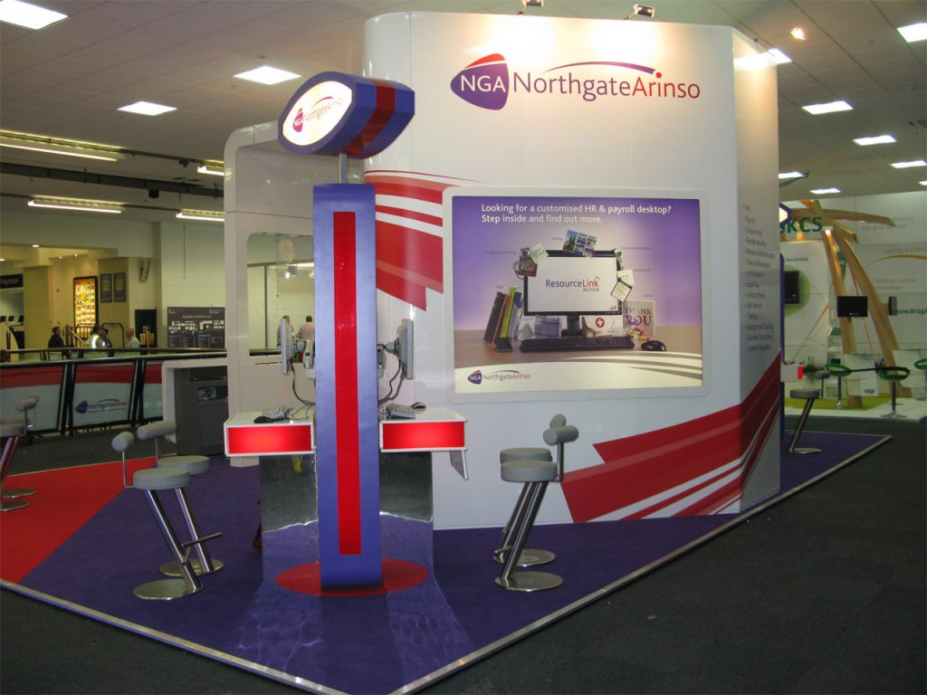 Stand Northgate Arinso