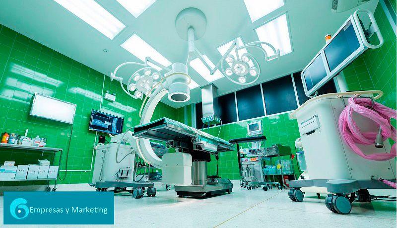 Eurofinsa construye un hospital