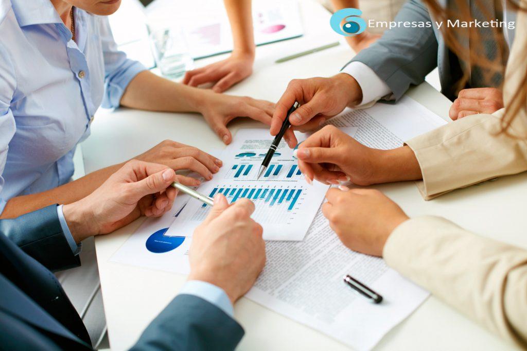 Escuela de empresa y su programa de prácticas