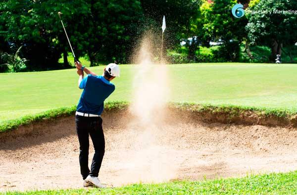Seranco y las opiniones a favor de su participación en el torneo de golf de la Fundación Deporte y Desafío