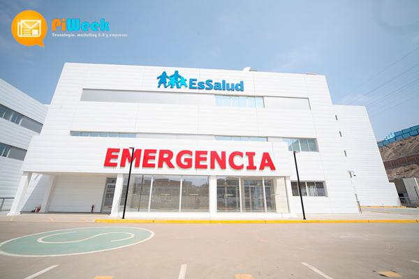 hospital guillermo kaelin construido por eurofinsa