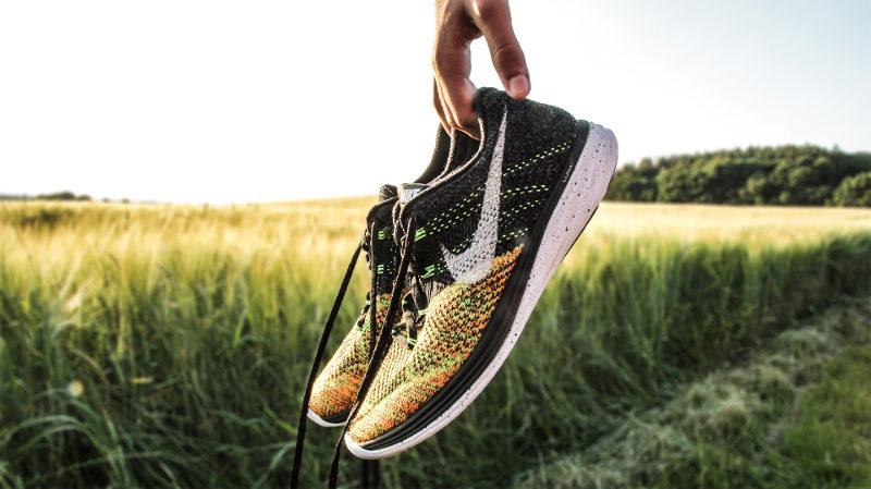 Patrocinio de Nike