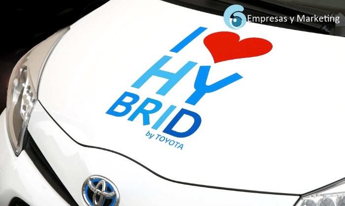 UCI y los coches híbridos