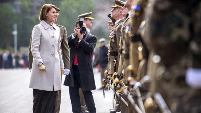 Despidos a militares, informa Vozpópuli