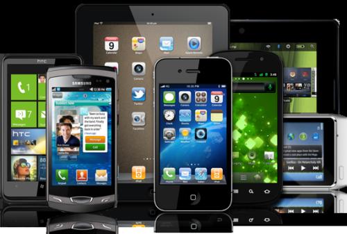 tabletas y telefonos