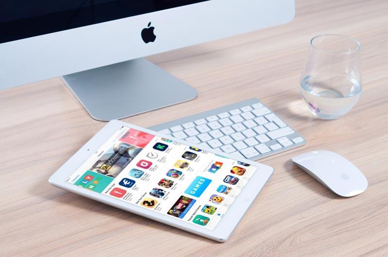 apps y promoción