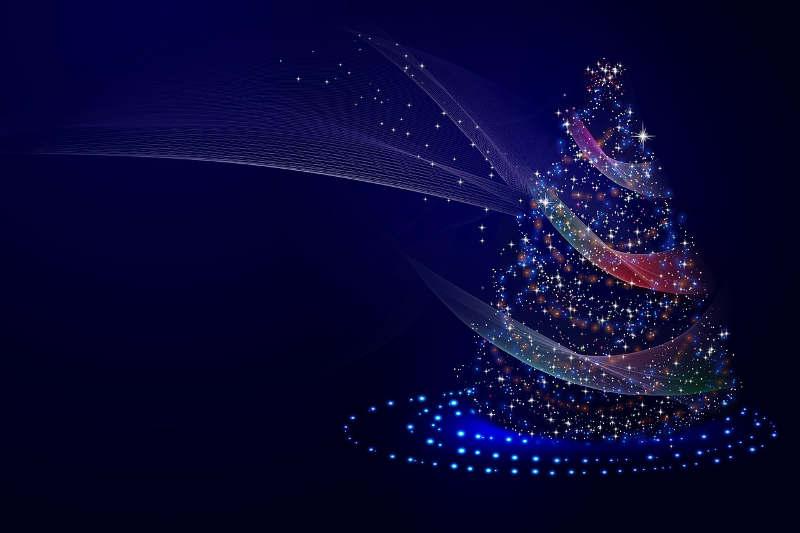 Newsletter en Navidad