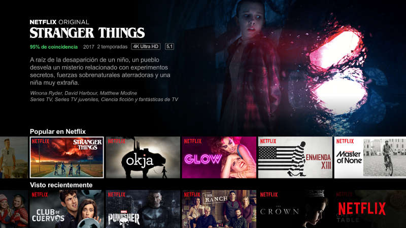 Big Data y Netflix