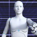 Promoción de un robot a alcalde