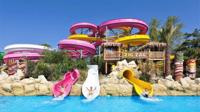El impacto de los parque acuáticos en el turismo