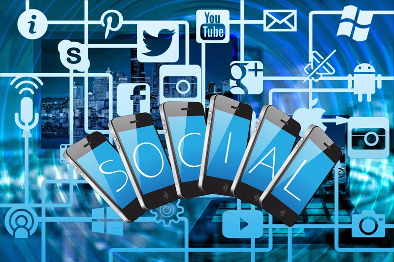 contenidos en redes sociales