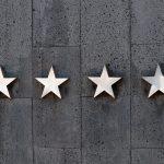 símbolos de garantía de calidad
