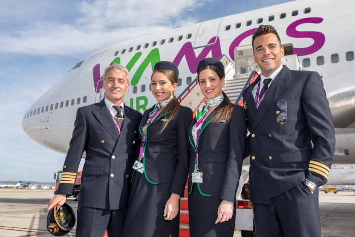 Wamos Air y las ventajas de la Clase Business